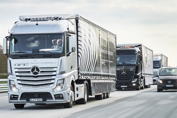 Mercedes-Benz Actros 2