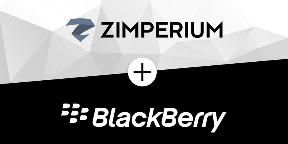Blackberry dans la bonne direction