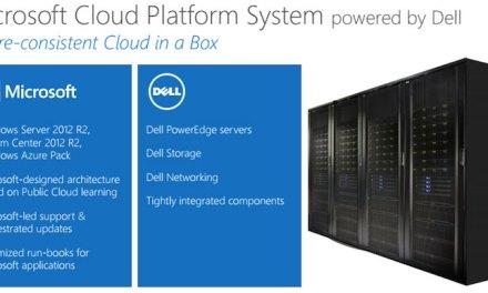 Dell et Microsoft partenaires pour une offre de Cloud hybride