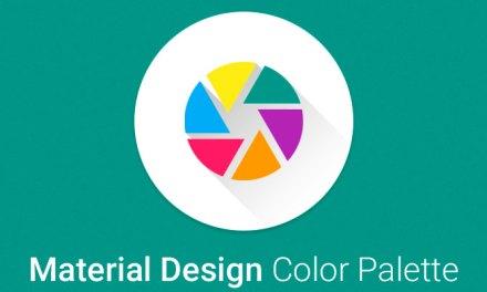 La mode des recommandations graphiques, l'exemple de « Material Design »