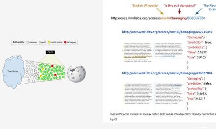 Vous n'avez pas confiance en Wikipedia… ORES va vous aider