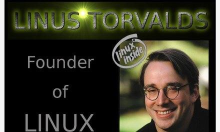 Linus Torvalds : « je suis quelqu'un de désagréable »