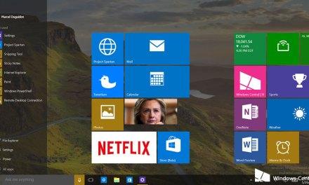 Windows 10, cela devient très limite…