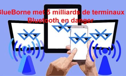 Huit failles très graves dans Bluetooth