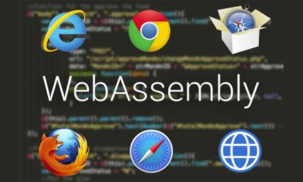 Webassembly désormais opérationnel