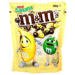 Banana M&Ms