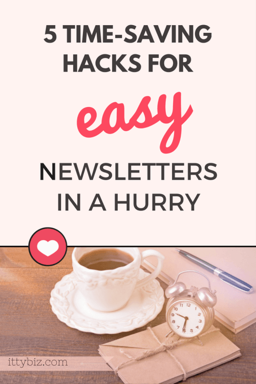time saving email hacks