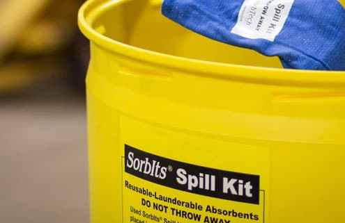spill kit requirements