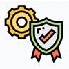production quality checks icon