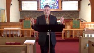 Pastor Charles Wickham