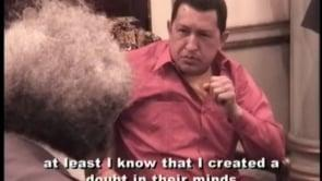 Don King Hugo Chavez