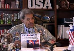Breaking News-Don King Talks President Trump and Kim Jun Un