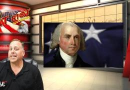 Pat Riot Show MADISON SAVES WASHINGTON