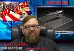 PAT RIOT SHOW Guest DR Frank Galbraith Episode 1