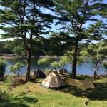 いかり潟キャンプ場は仙台から行ける福島の秘境!桧原湖でプライベートキャンプを楽しもう!