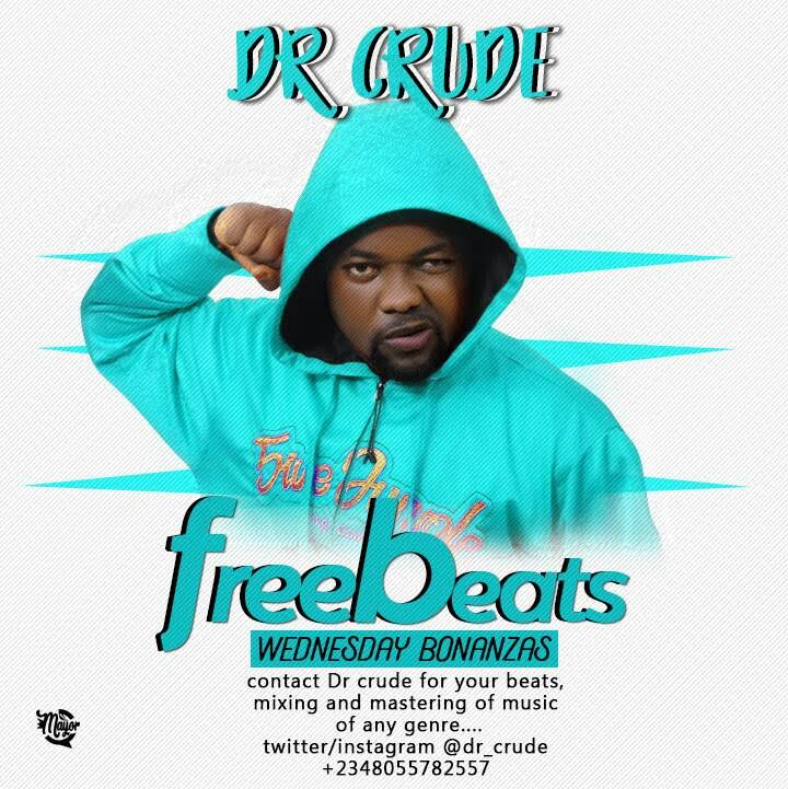 FREE BEAT: Dr Crude - UNCUT 128 (Wednesday Bonanzas)