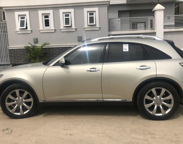 Wofaifada acquires new car
