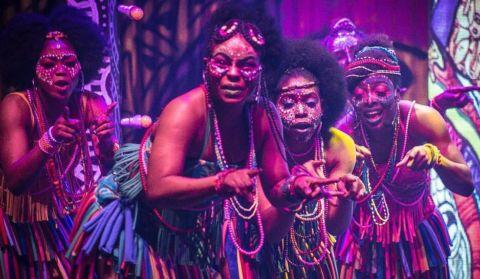 Fela & The Kalakuta Queens