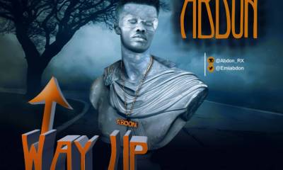 New Music: Abdon - Way Up