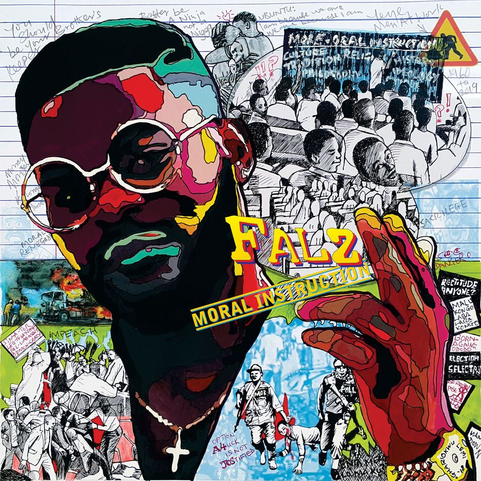 ALBUM: Falz - Moral Instruction