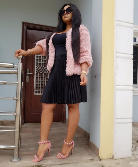 Mercy Aigbe Speaks On Relationship With Governor Ambode Again!