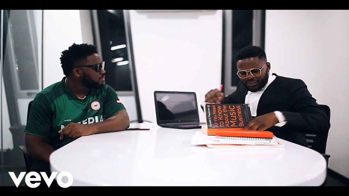 VIDEO: Magnito – Relationship Be like [Part 7] ft. Falz