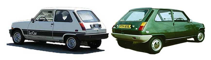LeCar - Renault 5