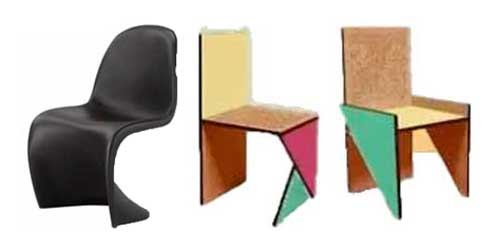 Shape Chairs