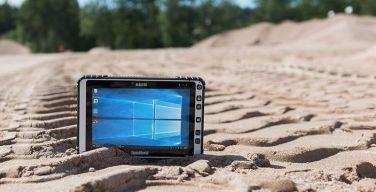 ALGIZ 8X nuevo ordenador robusto de Handheld