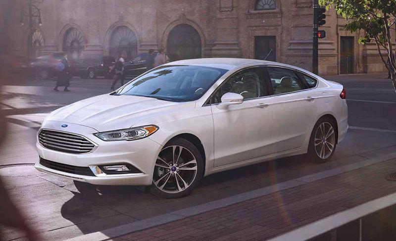 Presentan en Perú el nuevo Ford Fusion 2017