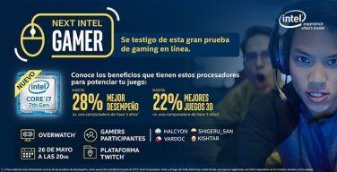 """1ra.-Edición-de-""""The-Next-Intel-Gamer""""-en-Latinoamérica"""