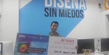 Estudiante-peruano-gana-concurso-nacional-Adobe-Certified-Associate-2017