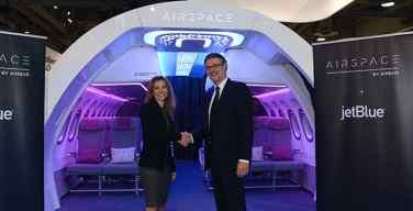 JetBlue-primera-línea-aérea-en-utilizar-cabina-Airspace-de-la-Familia-A320