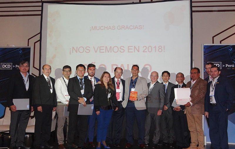 Exitoso DCD Perú 2017 congregó a líderes en innovación y transformación digital