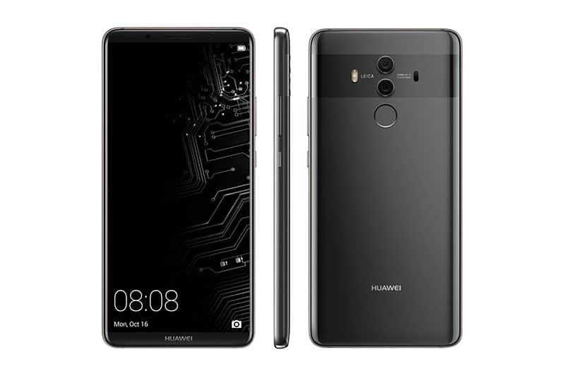 Huawei Mate 10 Pro llega a Perú primero en Claro