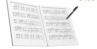 GVIDO-dispositivo-reproductor-de-partituras-de-tinta-electrónica