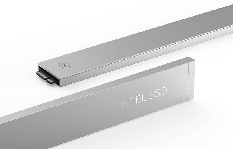 Intel presenta nuevas unidades SSD 3D NAND