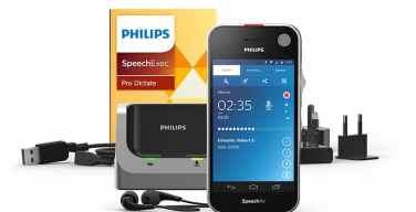 Philips-lanza-nueva-grabadora-de-voz-inteligente-SpeechAir