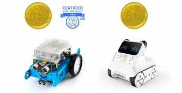 Robots-educativos-Makeblock-ganan-premios-Family-Choice-2018