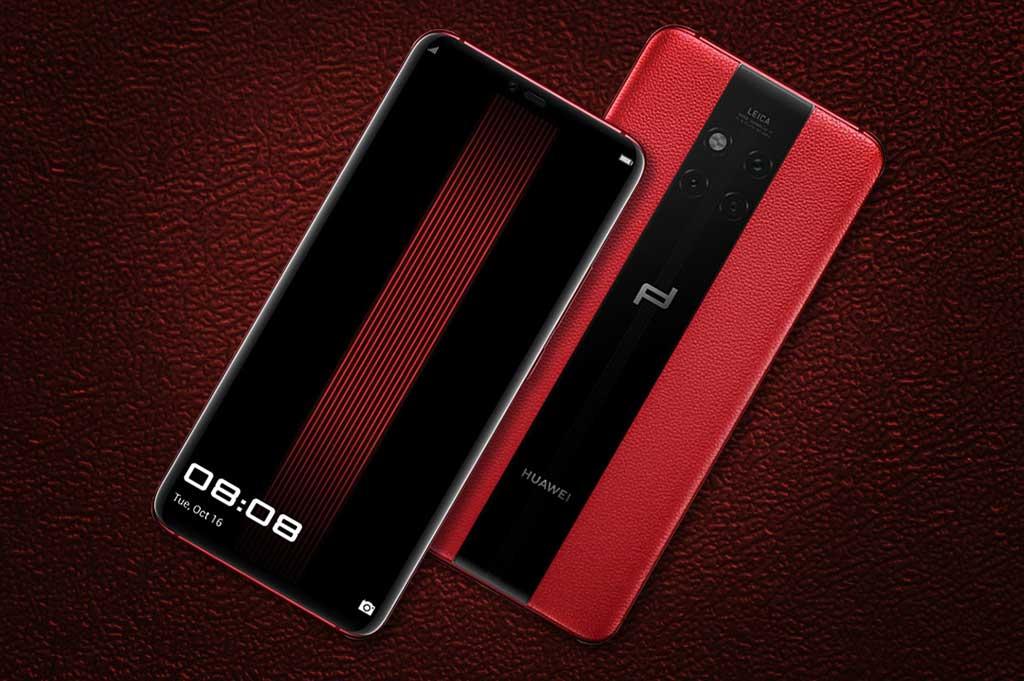 Huawei presenta HUAWEI Mate 20 Series