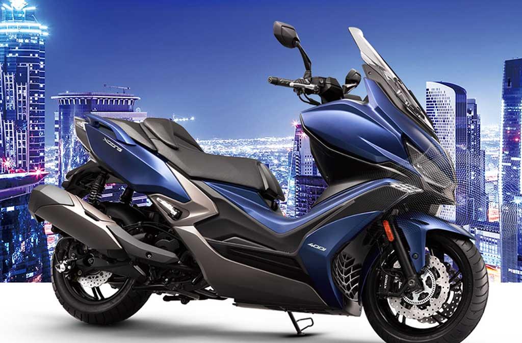 KYMCO anuncia su entrada a la India con el scooter eléctrico Ionex