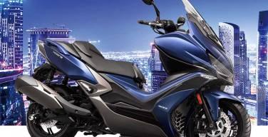 KYMCO-anuncia-su-entrada-a-la-India-con-el-scooter-eléctrico-Ionex