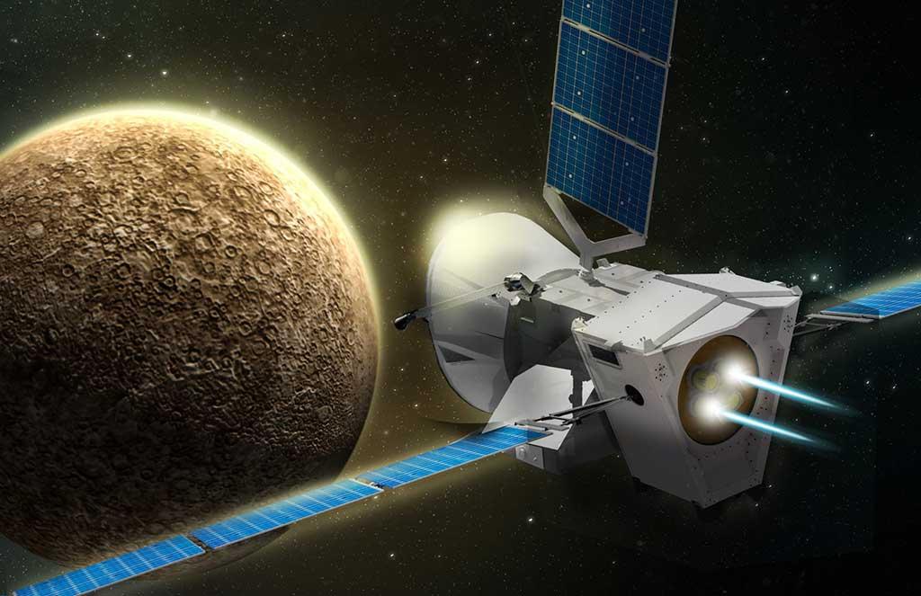 Primera Misión de Europa a Mercurio