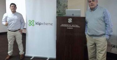 Exitosa presentación de Klip Xtreme en Cusco