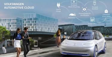Volkswagen Automative Cloud se extenderá en China, EE.UU. y Europa