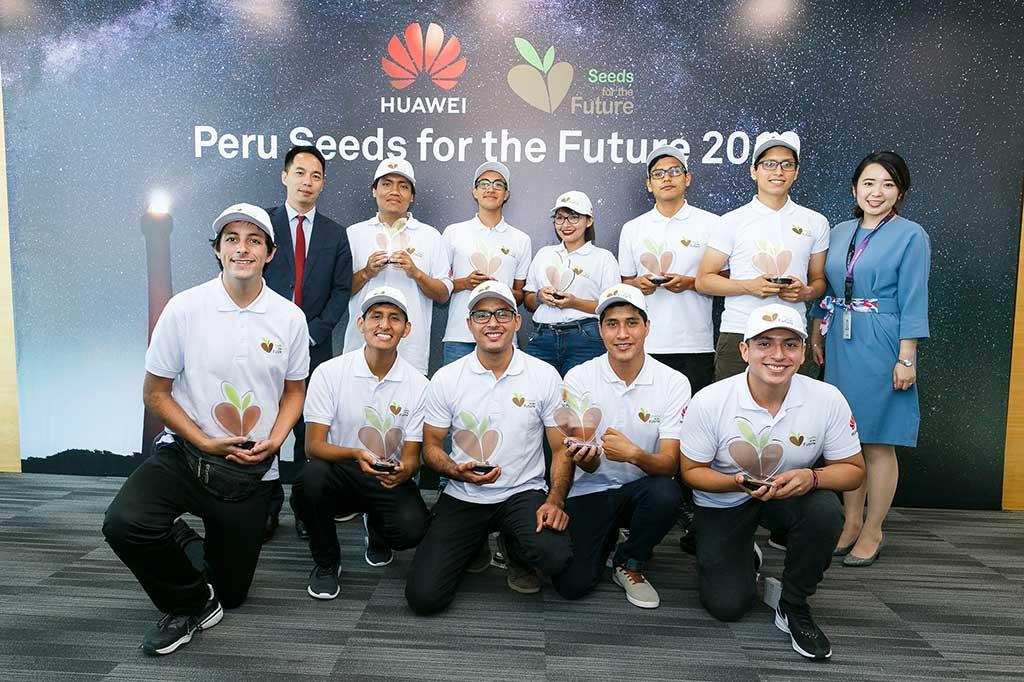 Huawei-contribuye-a-la-educación-en-el-Perú-con-«Semillas-para-el-Futuro»