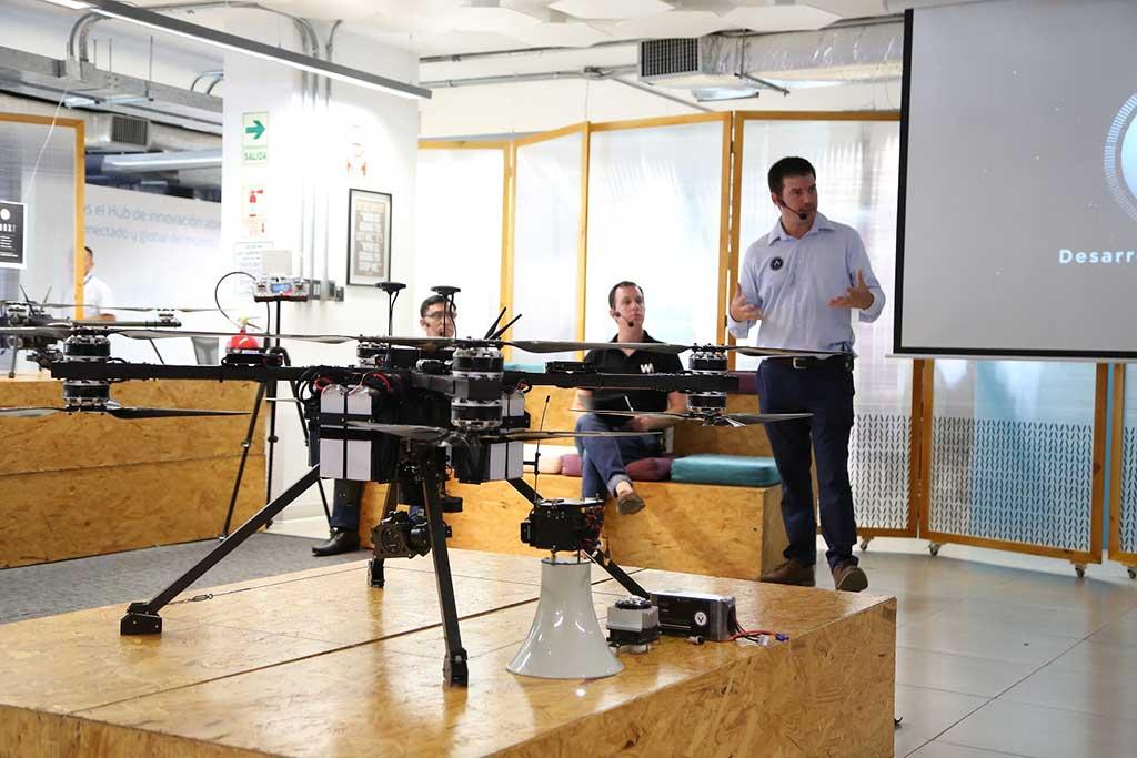 Presentan-a-Pisqu-un-dron-peruano-para-atención-de-desastres-naturales