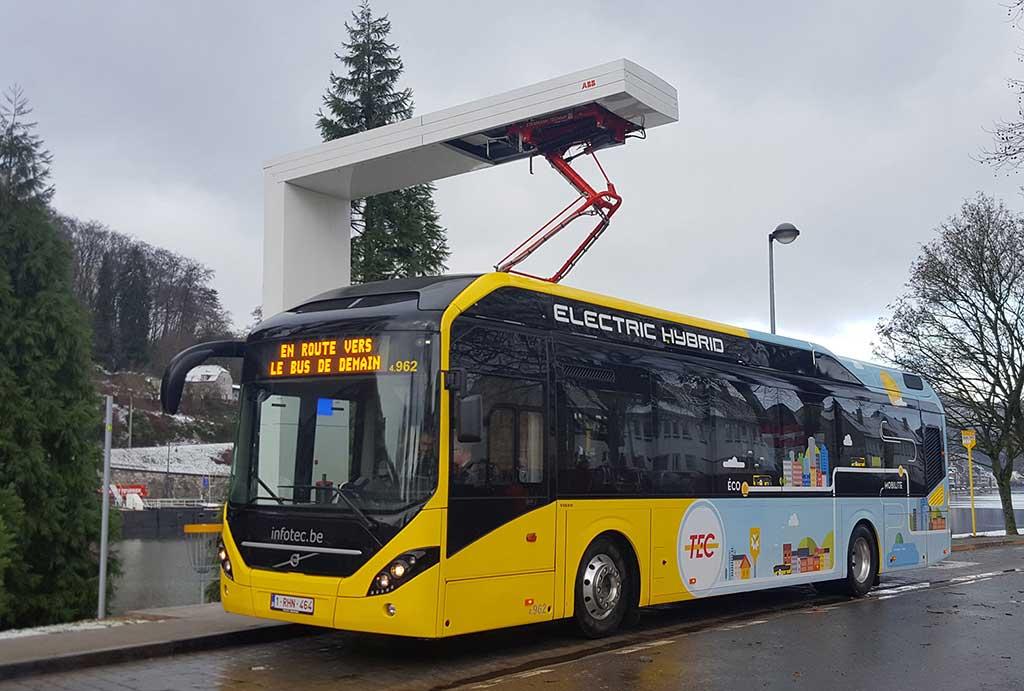 Baterías-usadas-de-buses-eléctricos-Volvo-se-reciclan