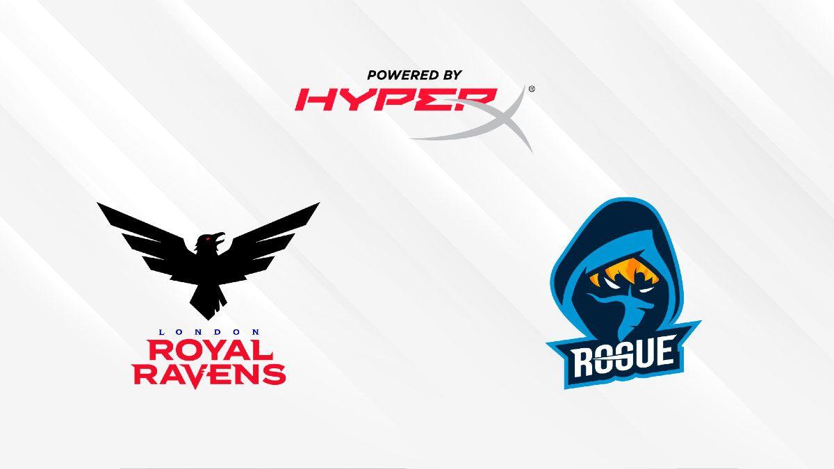 HyperX-cierra-patrocinio-con-los-London-Royal-Ravens-y-Rogue