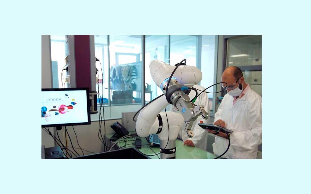 loreal-automatiza-su-centro-de-investigacion-capilar-con-las-aplicaciones-onrobot